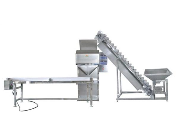 BY-C颗粒灌装生产线